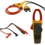 Alicate Amperímetro True Rms Ca/cc Iflex 376 - Fluke