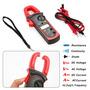 Ut203 Digital Handheld Grampo Multímetro Ac Dc Resistência