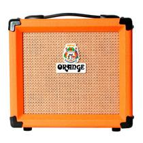 Amplificador Guitarra Orange Crush Pix Cr12l - Combo 12w 1x6