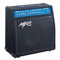 Cubo Amplificador Guitarra Mega T-60r Pré-valvulado Fret 12x