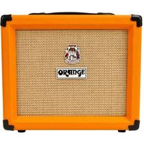 Amplificador Guitarra Orange Crunch Pix Cr 20l Cubo Guitarra