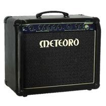 Amplificador Cubo Meteoro Absolut 50 C/ 16 Efeitos Dsp
