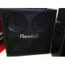 Caixa 4x12 Randall Com Falantes 12