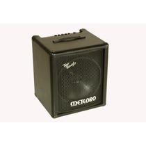 Amplificador Cubo Meteoro Qx 200 Watts P/ Teclado Falante 15