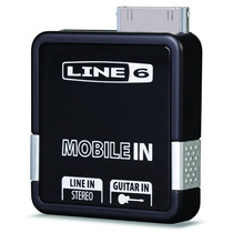 Interface Line 6 Mobile In Iphone / Ipad 5663