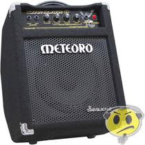 Cubo Amplificador De Baixo Meteoro Starblack 8 Promoção