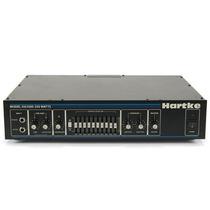Hartke Cabeçote Amplificador P/baixo Ha3500 350w Eq.gráfico
