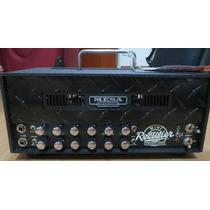 Mesa Boogie Mini Rectifier Preto. 10w Ou 25w. Novo!!!