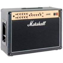 Combo Marshall Valvulado Jvm210c Jvm 210 C Novo Na Caixa