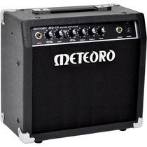 Cubo Amplificador Meteoro Mg 15 Frete Grátis