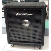 Amplificador Warm Music Bs 15c 200w Para Contra Baixo