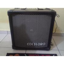 Amplificador De Guitarra Meteoro Super Rx 100 Distorção