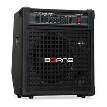 Cubo Contra Baixo Borne Cb150 150w Amplificador Profissional