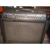 Amplificador De Guitarra Crate Gtd65