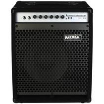 Cubo Amplificador Contra Baixo Warwick Bc80 80w Rms