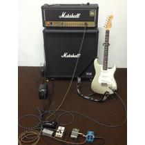 Amplificardor Marshall Jcm 900 Hi Gain Caixa 4x12 Marshall