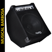 Cubo Amplificador Contra Baixo 150 W Af15 Master Audio Bx150