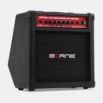 Amplificador Cubo Borne Impact Bass Cb80 30w +brindes Fender