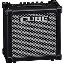 Amplificador De Guitarra Roland Cube-20gx + Garantia 1 Ano