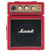 Mini Cubo Amplificador Para Guitarra Marshall - Ap0097
