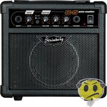 Cubo Amplificador Guitarra Strinberg Sg15 Loja O F E R T A