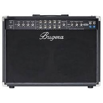 Amplificador Valvulado Bugera 333xl 212 Infinium Wood Music