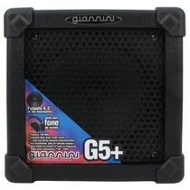 Cubo Para Guitarra 15w Com Overdrive/distorcao G5+ Giannini