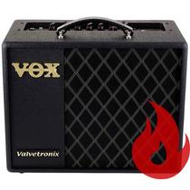 Vox Valvetronix Vt20x . Amplificador . Loja . Nf + Gtia !