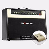 Cubo Amplificador Guitarra Borne Evidence 200 2x12 !!! Cacau
