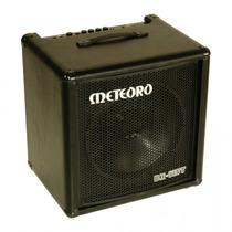 Amplificador Contra Baixo Meteoro Bx200 Na Cheiro De Música