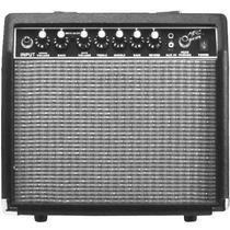 Mega Gx-15r Amplificador Guitarra 15w Efeitos - Frete Grátis