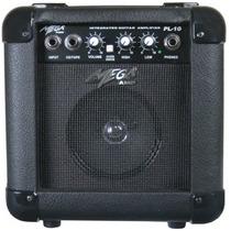 Mega Pl-10 Amplificador De Guitarra 10w- Frete Grátis