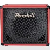 Caixa Randall 1x12 Rd112 Red Celestion V30 - Crunchmusic