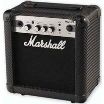 Cubo Marshall Mg10 Watts Rms Cf Para Guitarra