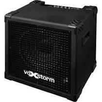 Cubo Amplificador Baixo Voxstorm Top Bass 125 75w 12