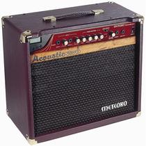 Amplificador Cubo Meteoro P/ Violao Acoustic V70 70w Rms