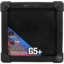 Cubo De Guitarra E Violão Giannini Com Drive 15w 6.5