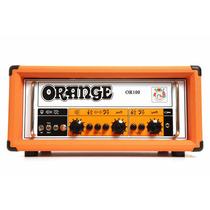 Cabeçote Valvulado Orange Or100h - 100w Rms Top De Linha