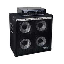 Ritmus ! Master Audio Sbk-400 : Kit De Contra Baixo 200w