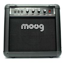 Amplificador Cubo P/ Baixo Moug Mb 15 By Meteoro