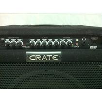 Amplicador Crate Bt 100 + Baixo Ibanez 5 Cordas