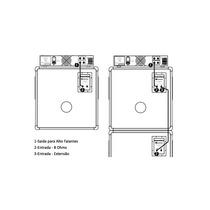 Frete Grátis Hartke Vx 115 Caixa Acústica Para Baixo 300 W