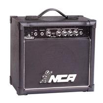 Cubo Amplificador De Guitarra Nca Thunder 15w Rms