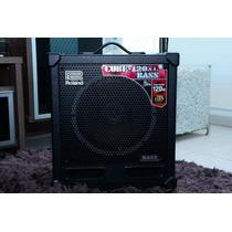 Cubo Para Contra Baixo Cube-120xl Bass 120 Watts Roland