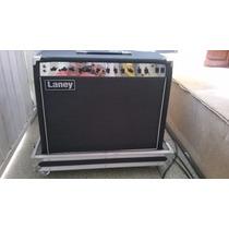 Amplificador Laney Lc 30w Com Case Personalizado