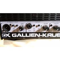 Amplificador Gk Rb1001 Gallien Krueger 540w Usa