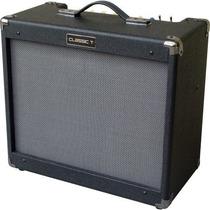 Amplificador 20w Valvulado Falante 12 Com Reverb De Mola C