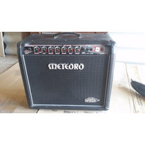 Amplificado Guitarra Meteoro Gs 210 - Pedal Foot Switch