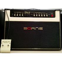 Amplificador Borne Evidence 200 Para Guitarra