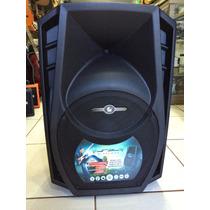 Caixa Ativa Frahm Ps15a Bt 800w Wireless